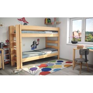 Poschodová posteľ Junior 3