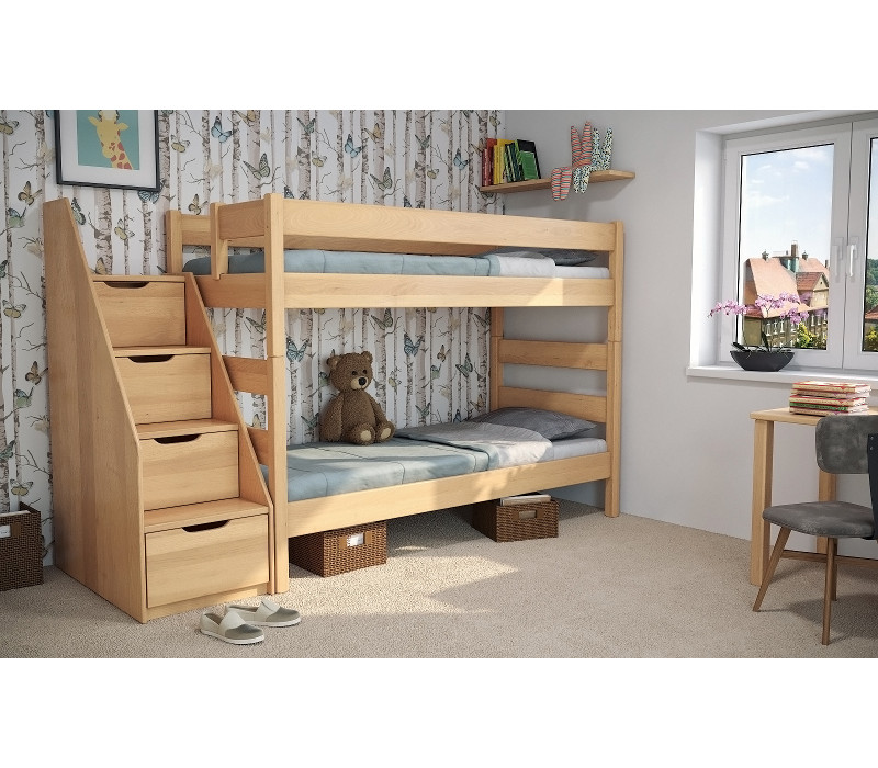 Poschodová posteľ Junior 4