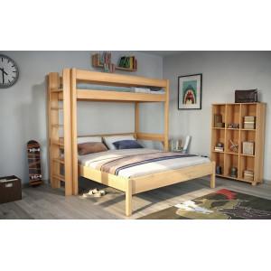 Poschodová posteľ Junior 6