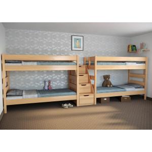 Poschodová posteľ Junior 9