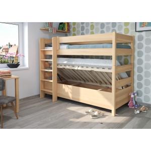 Poschodová posteľ Junior 10