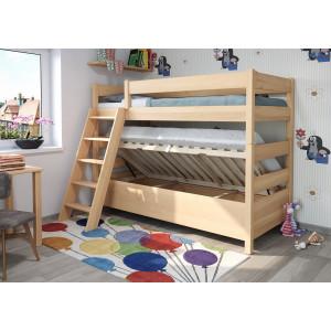 Poschodová posteľ Junior 11