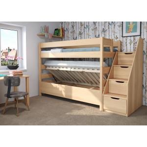 Poschodová posteľ Junior 13