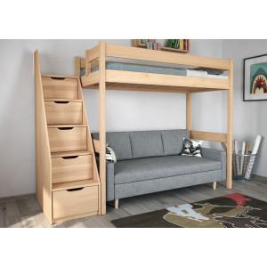Poschodová posteľ Junior 17