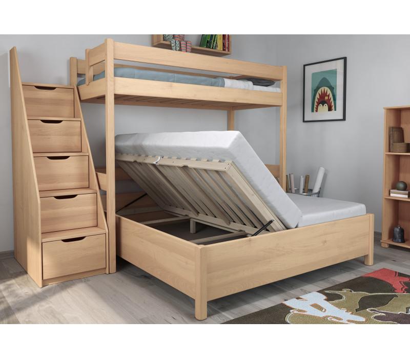 Poschodová posteľ Junior 15