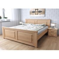 Drevená posteľ Martina