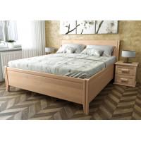Drevená posteľ Daša s úložným priestorom