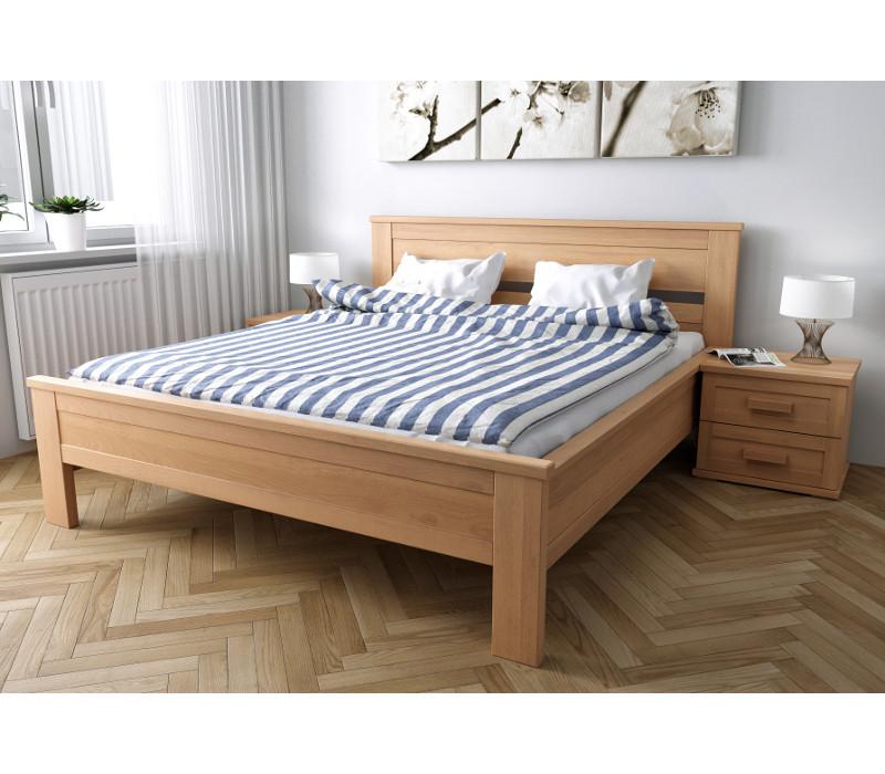 Drevená posteľ Laura
