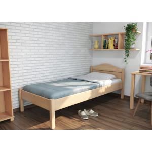 Drevená posteľ Mária