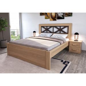 Drevená posteľ Orion