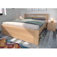 Drevená posteľ Perla