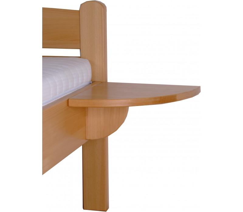 Drevený  nočný stolík Veronika