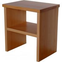 Drevený nočný stolík Monika