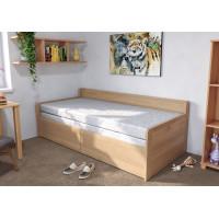 Buková rozkladacia posteľ  Sára