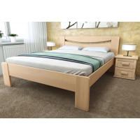 Drevená posteľ Linda