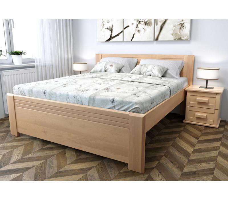 Drevená posteľ Sofia
