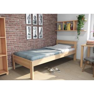 Drevená posteľ Tina
