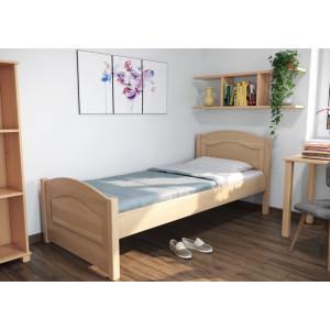 Drevená posteľ Vanesa